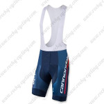 2015 Team Cannondale 71 Cycle Bib Shorts Bottoms Blue