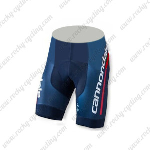 2015 Team Cannondale 71 Cycling Shorts Bottoms Blue