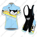 2015 Team Vanderkitten Women's Riding Bib Kit Blue
