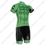 2016 Team Cannondale Castelli Cycling Kit Green