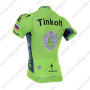 2016 Team Tinkoff Sportful Racing Jersey Maillot Green