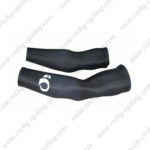 2010 Team Pearl Izumi Cycling Arm Sleeves Warmers Black