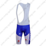 2011 Team QUICK STEP Cycling Bib Shorts Blue