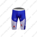 2011 Team QUICK STEP Cycling Shorts Blue