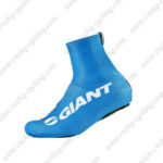 2015 Team GIANT Cycling Shoes Covers Blue