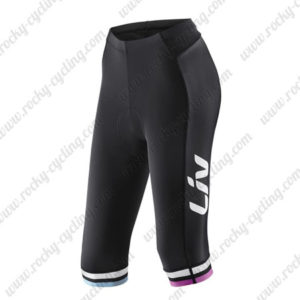 2015 Team Liv Women's Cycling Capri Cropped Trousers