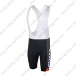 2015 Team SCOTT Cycle Bib Shorts Blue Black