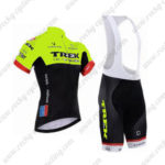 2015 Team TREK Cycling Bib Kit Green Black