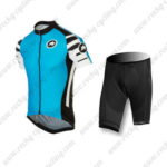 2016 Team ASSOS Cycle Kit Blue