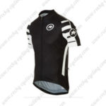 2016 Team ASSOS Road Bike Jersey Black