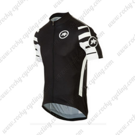 ... Riding Wear Bicycle Maillot Jersey Tops Shirt Black. 2016 Team ASSOS  Road Bike Jersey Black 4625b1e37