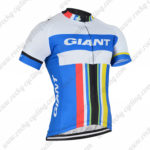 2016 Team GIANT Cycle Jersey White Blue Black