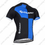 2016 Team GIANT Cycling Jersey Black Blue