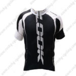 2016 Team LOOK Cycling Jersey Black White