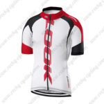 2016 Team LOOK Cycling Jersey White Red