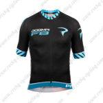 2016 Team PINARELLO DOGMR F8 Cycling Jersey Black Blue