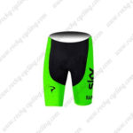 2016 Team SKY RAPHA Cycling Shorts Fluo Green