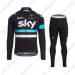 2016 Team SKY Rapha Cycling Long Suit