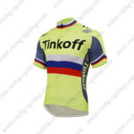 2016 Team Tinkoff Cycling Jersey