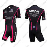 2011 Team Lampre FARNESE VINI Racing Triathlon Cycling Outfit Skinsuit