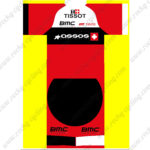 2016 Team ASSOS BMC TISSOT Cycling Kit Red