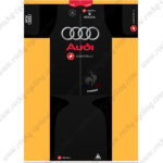 2016 Team AUDI Castelli Cycling Kit Black Red