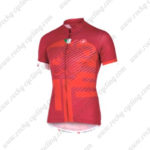 2016 Team Castelli Riding Jersey Maillot Shirt Red