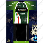 2016 Team Europcar CPFL ENERGIA Cycling Kit Green