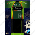 2016 Team Europcar Harmonie mutuette Cycling Kit Green