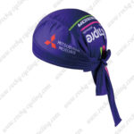 2016 Team Lampre MERIDA Bicycle Bandana Head Scarf Purple