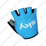2016 Team SKY Cycling Gloves Mitts Blue