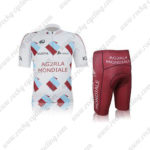 2012 Team AG2R LA MONDIALE Cycling Kit
