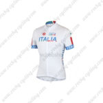 2012 Team ITALIA Cycling Jersey Maillot Shirt White