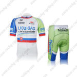 2012 Team LIQUIGAS cannondale Slovakia Cycling Kit