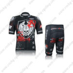 2012 Team ROCK RACING Anarchy Riding Kit Black Red2012 Team ROCK RACING Anarchy Riding Kit Black Red