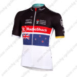 2012 Team RadioShack New Zealand Biking Kit