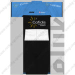 2013 Team Cofidis Cycling Kit Blue Black