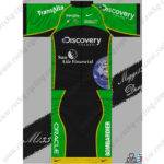 2013 Team Discovery Cycling Kit Green Black