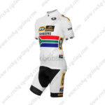 2013 Team MTN Qhubeka South Africa Cycling Kit White