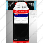 2013 Team RadioShack Australia Cycling Kit White Black