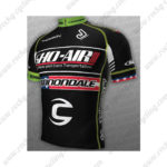 2013 Team SHO-AIR Cannondale Cycling Jersey Maillot Shirt Black Red