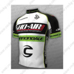 2013 Team SHO-AIR Cannondale Cycling Jersey Maillot Shirt White