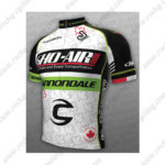 2013 Team SHO-AIR Cannondale Riding Jersey Maillot Shirt White