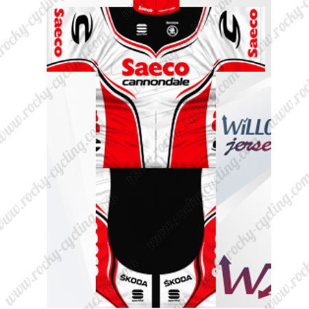 85117aeef 2013 Team Saeco cannondale Riding Clothing Summer Winter Cycle ...