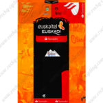 2014 Team Euskaltel EUSKADI Cycling Kit Orange Red Black