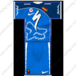 2014 Team FOX Cycling Kit Blue