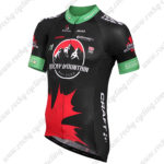 2014 Team ROCKY MOUNTAIN Cycling Jersey Maillot Tops Shirt Black Red Green