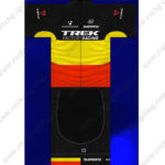 2014 Team TREK FACTORY RACING Cycling Kit Black Yellow Red