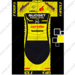2014 Team cervelo SHIMANO Cycling Kit Yellow Black