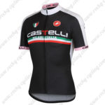 2015 Team Castelli MILANO ITALIA Cycling Jersey Black